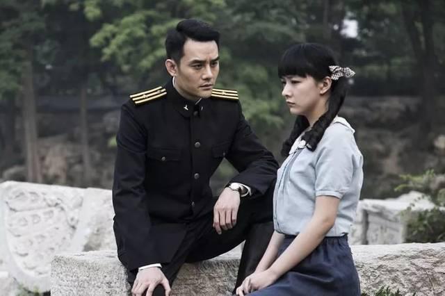 王凯在电视剧《香港无战事》中饰演方孟韦珍珠tvb电视剧北平图片