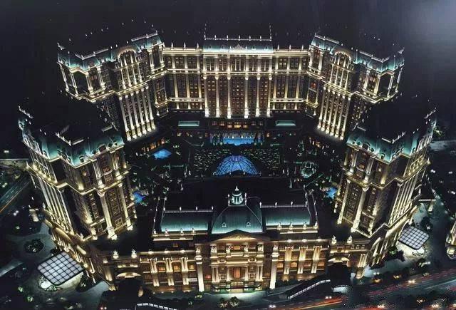 澳门即将开业的4家顶级酒店,彻底解放你的想象力