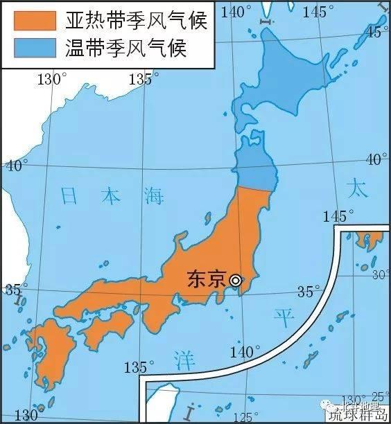 日本囹�a��.X�_谭木地理课堂——图说地理系列 第二十五节 世界地理之日本(上)