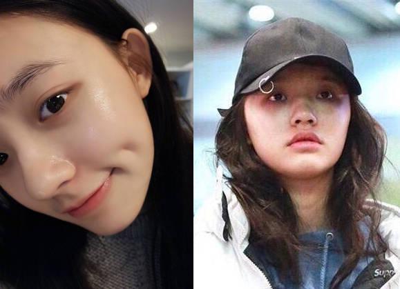 林允机场素颜被拍,网友:比我还丑!