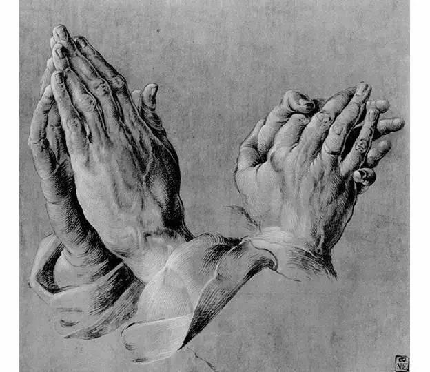 为什么大家都喜欢把「祈祷之手」当做纹身图案?