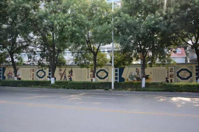 文峰区东风路中国梦主题手绘墙 ▎