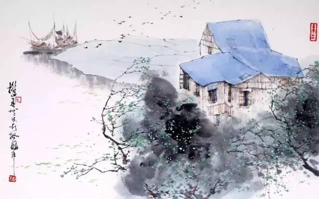 王维――静谧的慢生活