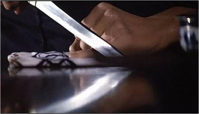 那些伸手凑流程行书的日本人,通常都是混道上的剁指技法就像不够一田英章十指茶道硬笔24集图片