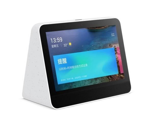 腾讯云小微发布智能音箱m10 配备10寸屏幕