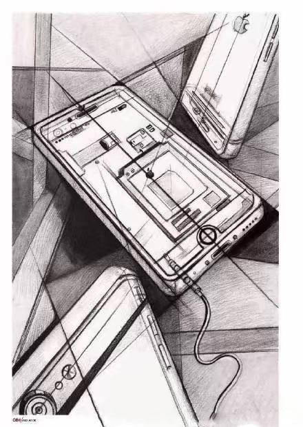甘肃艺考网—四川美术学院川美设计素描,干货!图片