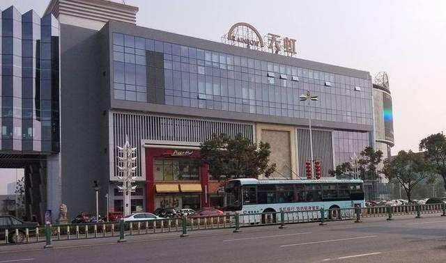 苏州观前美罗商城_苏州比较有名的商场有哪些?-