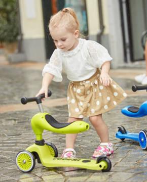 你的儿童滑板车真的安全吗?教你如何正确挑选儿童滑板车