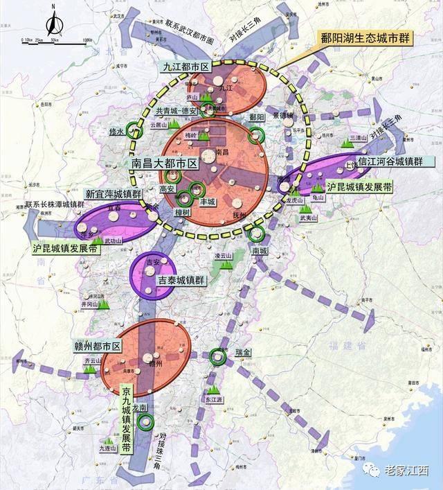 德安县城区规划图