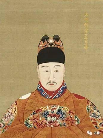 电脑上wap网:明朝和清朝历代皇帝画像,谁最有帝王之相?图片
