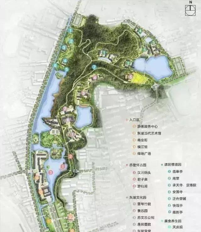 黄冈市总体规划图纸