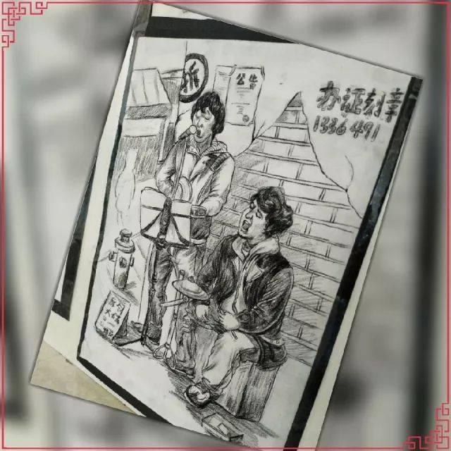 高中部学生美术作品集锦图片