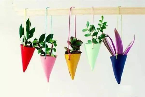 【春季盆栽】春季必备的幼儿园创意手工盆栽,收藏好了