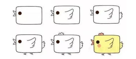 16种图形创意画,让小动物变得萌萌哒!-宠物频道-手机