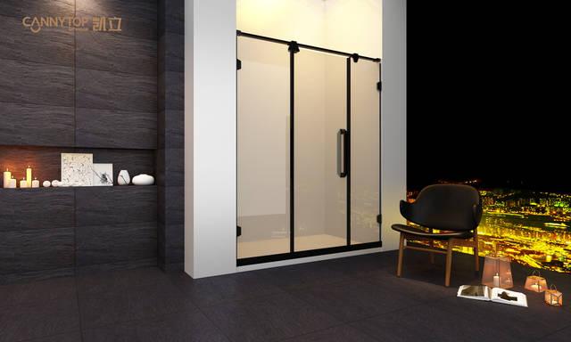 为什么宁愿安装淋浴房也尽量不要使用浴帘?