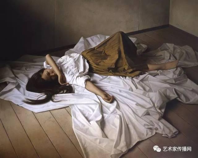 偷拍色人体_日本冷军,画人体色光堪称一流?
