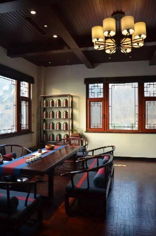 竹林茶室设计