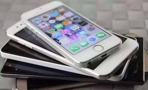 梦见很多旧手机