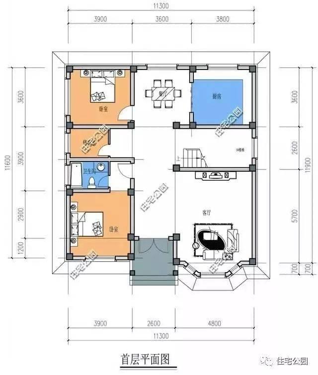 500余套自建别墅图纸 全国各地专业施工 一站式解决自建房所有问题!