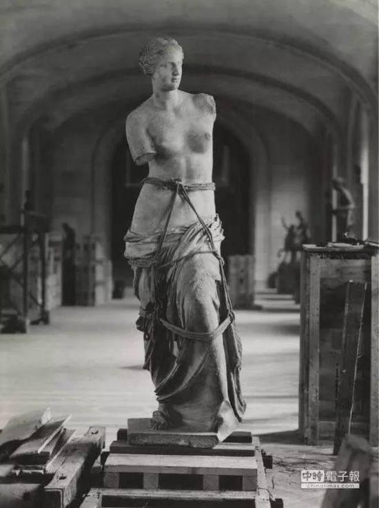 匠心雕塑   断臂维纳斯,严密的黄金分割点,理想主义的