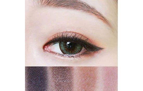 眼影颜色搭配和画法�_请收好!眼影颜色搭配大全