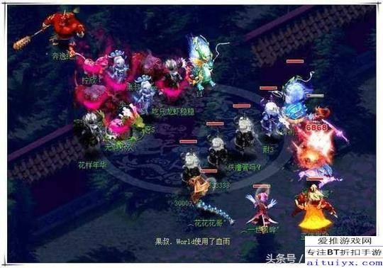 梦幻西游:伤敌八千,自损一万!2w4血的神木林爆炸输出!