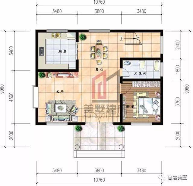 10平方浴室设计图