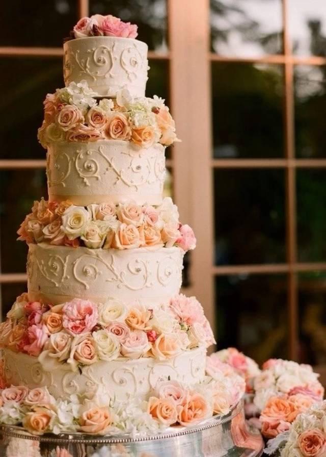 十二星座唯美婚礼梦幻,蛋糕座好水瓶啊摩羯座宅吗图片