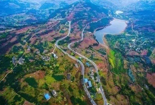 """龙泉山城市森林公园规划出炉!快来看看未来的""""中央绿心""""长啥样?图片"""