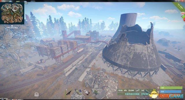 腐蚀rust个工厂地点位置介绍 腐蚀如何找到相应的工厂图片