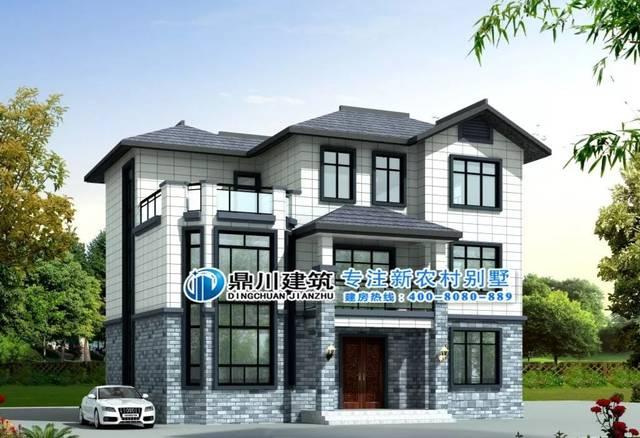 10款新中式农村别墅,自建雅宅,传世典范!图片