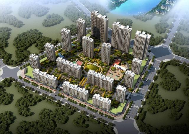 德安九仙岭新区规划图