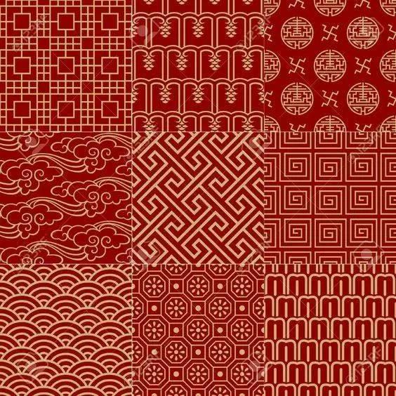 1,分类及寓意 对于中国传统吉祥图案,人们将其划分出了不同的类别图片