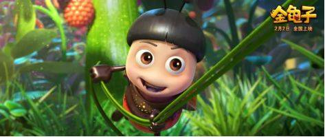 """金龟子是一只生活在一所珍稀昆虫研究中心""""人造丛林""""虫箱里的乐天派"""