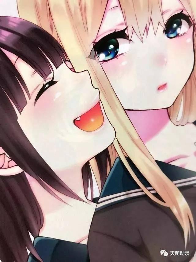 都是女生没关系《性骚扰漫画女高中生百合》好会考黑化的可性啊分档天津高中英语害怕图片