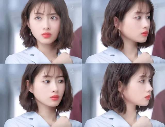 """""""空气刘海""""居然是撩汉发型第一名?但你的脸适合吗?图片"""