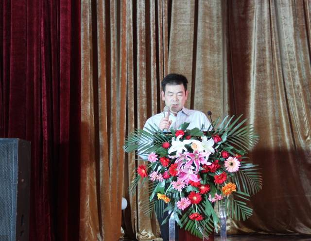 佳诚事业部总经理林高峰总结致辞 宋檀新事业部经理石玺炫总结致辞 木图片