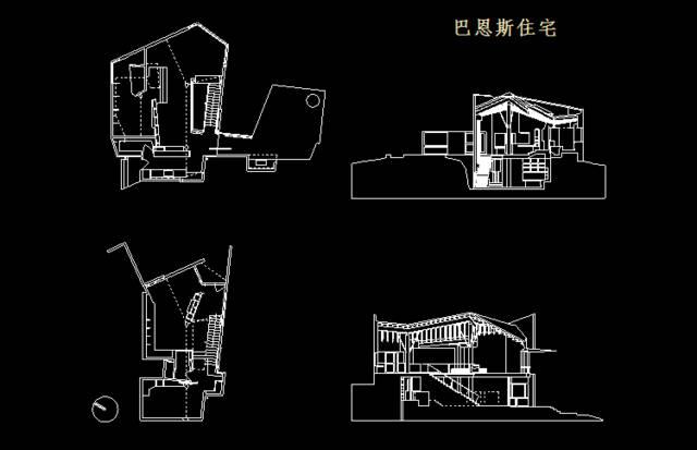 107个世界著名建筑的cad图纸免费下载 都是dxf格式哟