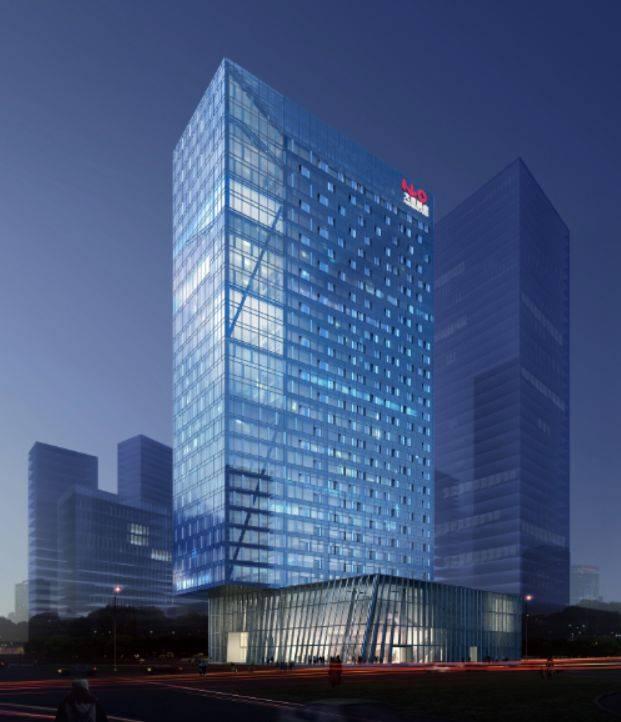 喜讯| 福有双至,深圳市第三人民医院改扩建项目和大成基金总部大厦