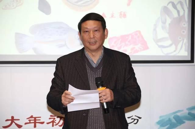 广东广播电视台副总编辑林建平先生致辞图片