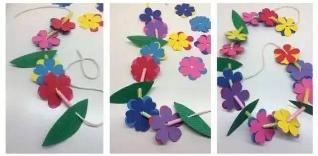 春天,万物复苏的季节,幼儿园春天主题手工制作,送给还在休假的老师们