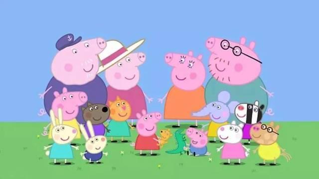 小猪佩奇竟然这么有钱 在南昌,你们竟然活的不如一头猪