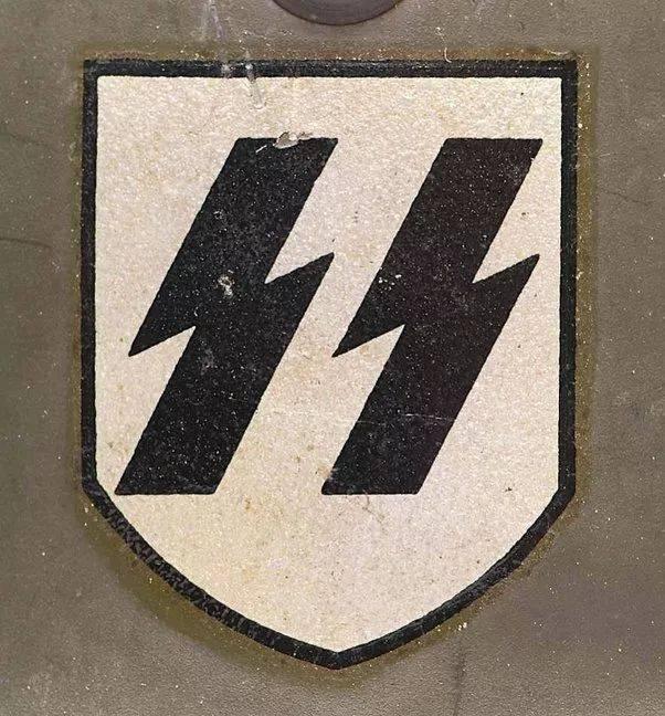 双闪电标志