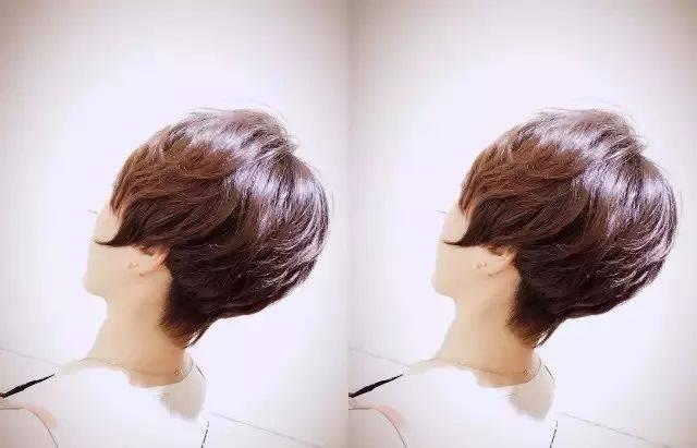 女生中短发发型趋势!你喜欢哪一款图片