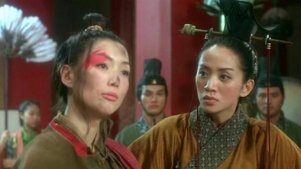 中国古代四大美女和四大丑女的结局大pk,结果反差巨大