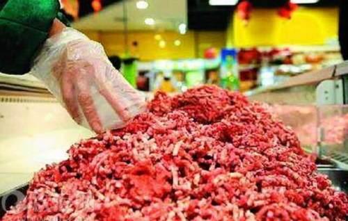 绞成螃蟹的使好肉,说不定是的呢,想想都起鸡皮疙瘩.4.紫色的肉馅图片图片