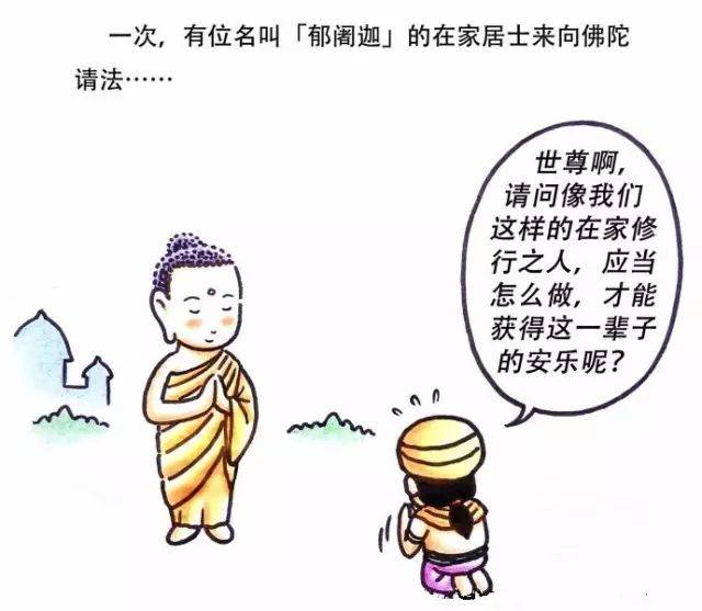正月初八:行安乐八法,作慈悲佛子图片