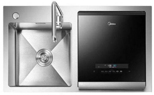 美的水槽洗碗机f3(wqp6-8303-cn)图片
