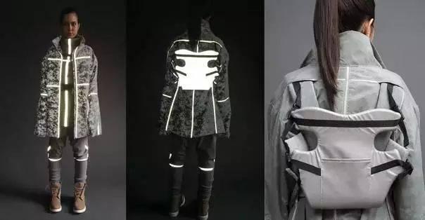 这位90后妹子设计了一堆奇葩衣服,却点燃了难民的希望图片