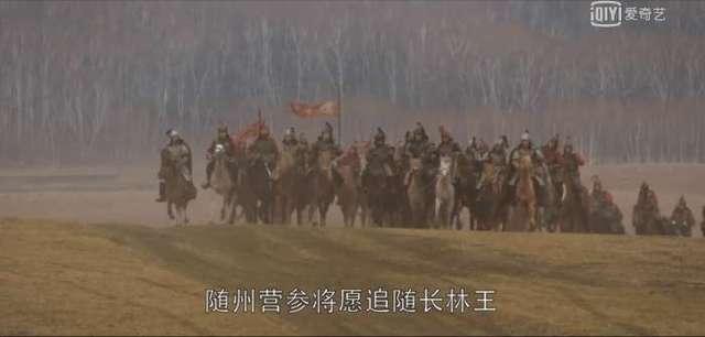 《琅琊榜之风起长林》萧平旌起兵勤王依靠的实际上是琅琊阁